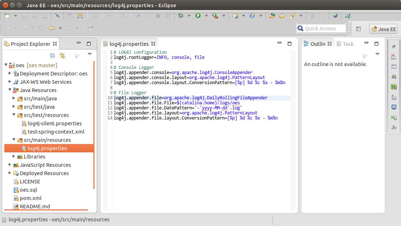 Integrate Spring MVC with Log4j   Infinite Script